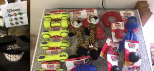 Feed the Furballs Toys for Cats and Dogs