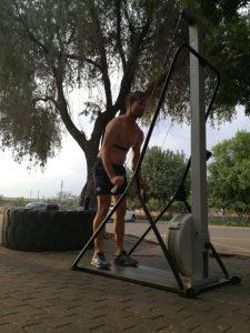 Diederick Kruger: Multiply Titans Fitness & Conditioning Coach Photo by: Devon van Onselen