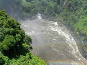 Zambezi River Flow Photo by Erika Southey