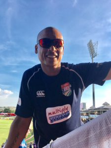Henry Davids  Titans All-rounder  Photo by: Erika Southey