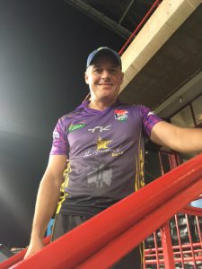 Morning van Wyk Dolphins Wicket-keeper Photo by: Erika Southey