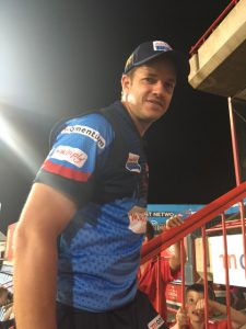 Albie Morkel  Titans All-rounder  Photo by: Erika Southey